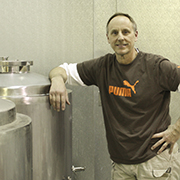 Mike Sutherland :  Brewmaster & Founder